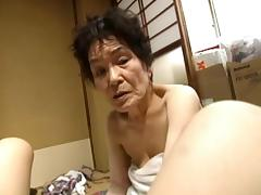 Asian Mature, Asian, Granny, Mature, Old, Grandma
