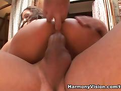 Sunny Jay in Stretching All Her Holes - HarmonyVision