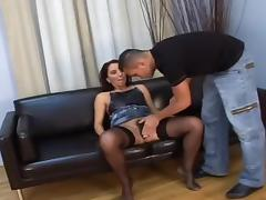 Awesome Hardcore Blowjob porno film. Bon Appetit