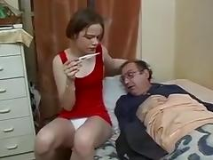 Daddy, College, Small Tits, Dad, Daddy
