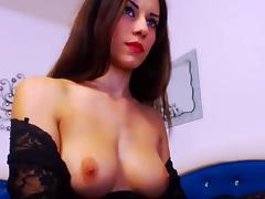 Sexy Hijab Girl Webcam Show