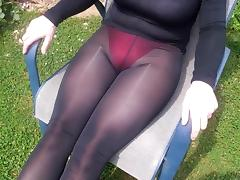 Satin, Amateur, Latex, Panties, Penis, Posing