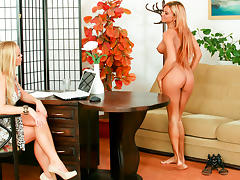 Casting #37 Ashley Bulgari, Scene #01