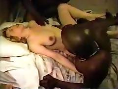 Amature husband gives wife to big black cock