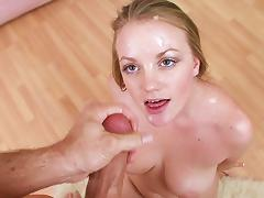 Aliysa Moore in Only One Hole Gets Used Today.  Damn. - FacialsForever