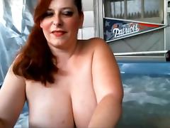 Amateur Big Boobs Redhead bloujobon pool