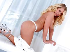 Brittney Young in Our Own Little Pam Anderson - ShesBrandNew