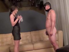Nikki Next Domina slapped around then spat out spitting