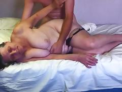 Old Lady, Amateur, Anal, Assfucking, Brutal, Granny