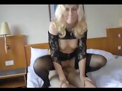 Cuckold wife with college girl er lover
