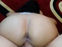 Big Butt Arab Girl
