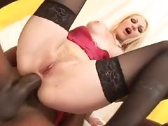 Incredible Anal video with Gangbang,Blonde scenes