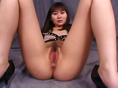 Labia, Asian, Asshole, Bra, Close Up, Pussy