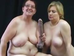 Big Lesbians Grannies
