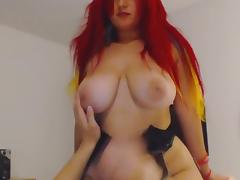 POV HUGE MASSIVE NATURAL BOOBS BOUNCING RIDING BIG TITS