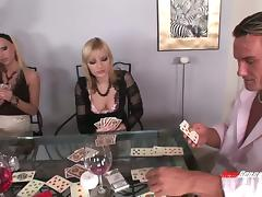 Group sex is always more fun with slutty blondes like this