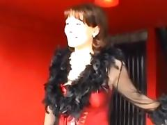 German whore offers her holes