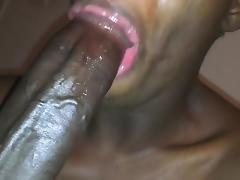 Mouthful, Cum in Mouth, Penis, Ghetto, Mouthful