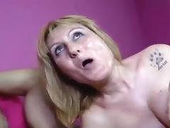Nuria madurita follando joven - Spanish milf hard