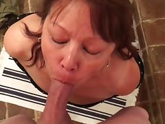 Mature Asian Blowjob   Fuck P.O.V