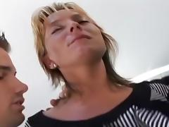 Awesome Anal Blonde porn action. Enjoy watching