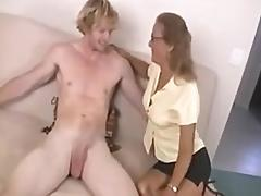 STP His Girlfriends Very Accomodating Mom !