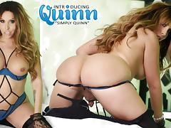 Quinn in Simply Quinn - TransAtPlay