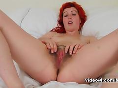 Sara in Masturbation Movie - AtkHairy