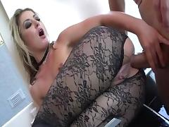 Horny pornstar Sheena Shaw in crazy anal, blowjob xxx movie