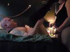 Bdsm Couple Plays The Sub And Dom