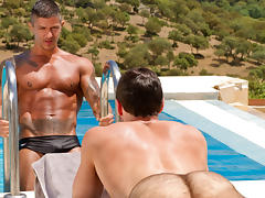 Gran Vista XXX Video: Goran, Dario Beck