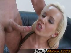 Blonde Mature Cindy Dollar Fuck in ass Hard