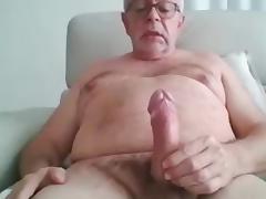 Grandfather, Cum, Grandpa, Old Man, Grandfather, Jizz