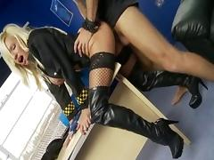 Crazy pornstar Michelle Thorne in best big dick, blonde xxx video