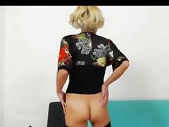 Labia, Huge, Masturbation, Pussy, Stockings, Labia