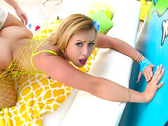 Kelsi Monroe in Deep In That Ass, Scene #04 - EvilAngel