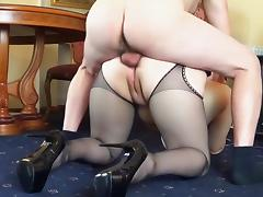 Big tit russian girl fucked