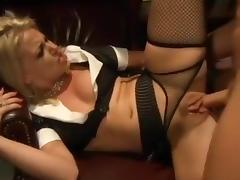 All, Amateur, Blonde, Couple, Creampie, Fingering