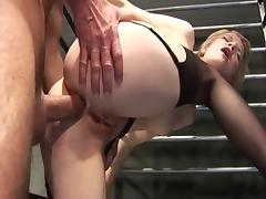 Incredible pornstar Patricia Parish in crazy group sex, anal sex movie