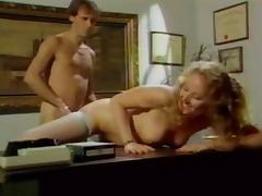 Crazy pornstar Ariel Knight in horny vintage, cunnilingus xxx clip