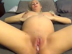 Mom, Creampie, Mature, Mom, Pregnant, Mother