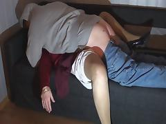 Pantyhose Sex with my GF 4