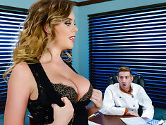 Alexis Adams & Danny D in Bon Appetitties - Brazzers