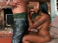 Delicious Black Jada Kiss Enjoys A Fucking From Julian St. Jo
