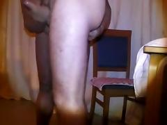 wife milking my cock prostate stimulation