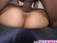 Kokoro Wakana nurse rides cock