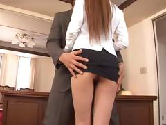 Sweet Oriental honey Shouko Akiyama simply loves being fucked hard