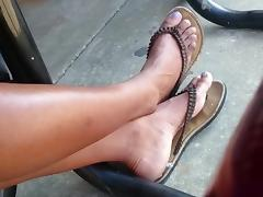 HS Friend  Candid Ebony Beautiful Ebony Soles 2