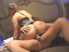 Hottest pornstar Monica Sweetheart in incredible gaping, blonde xxx movie