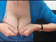 Mom, Milk, Mom, Nipples, Pregnant, Big Nipples